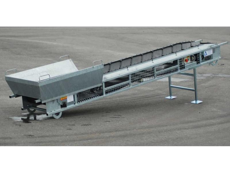Etramo Transportband 2 till 6 meter