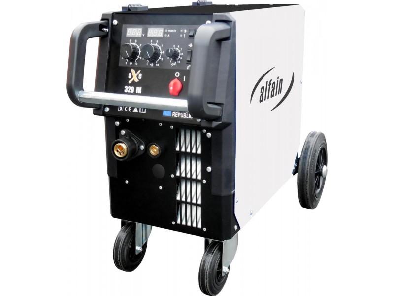 Migsvets AXE 250 Inverter Manuell