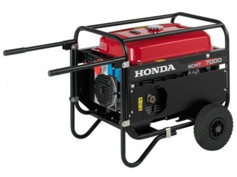 Elverk Honda ECMT 7000